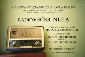 rádiovečer nula